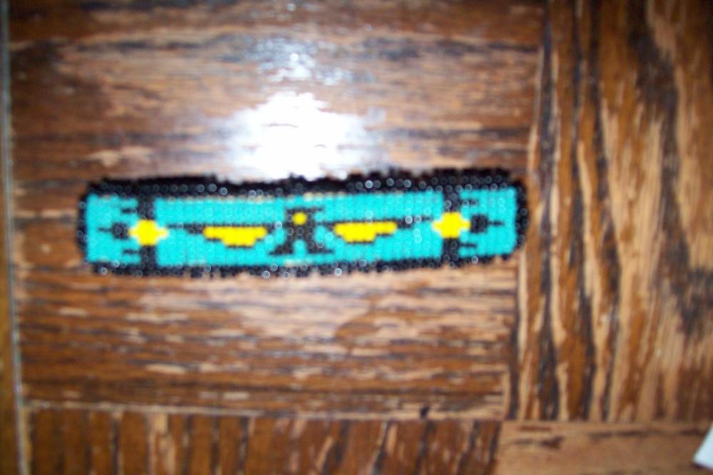 Seed bead jewelry (6/6)