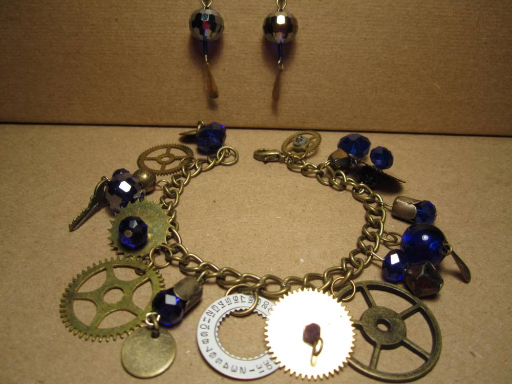 Bracelets , just a few I have made  (4/6)