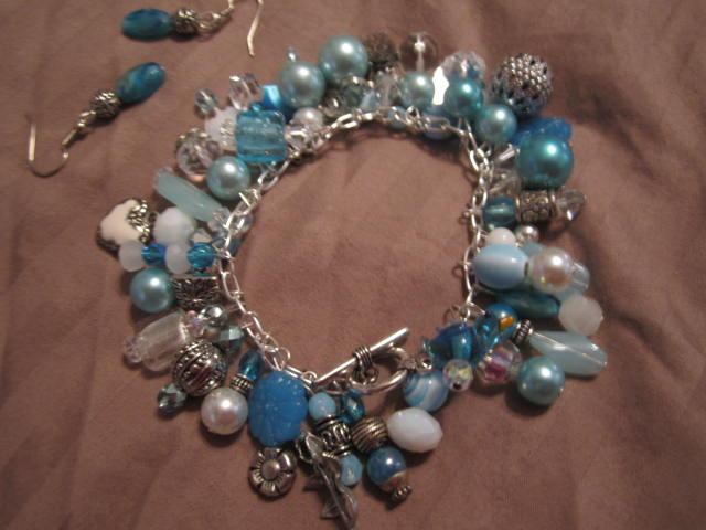 Bracelets , just a few I have made  (6/6)