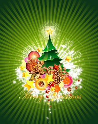 christmas_card_vector_267033