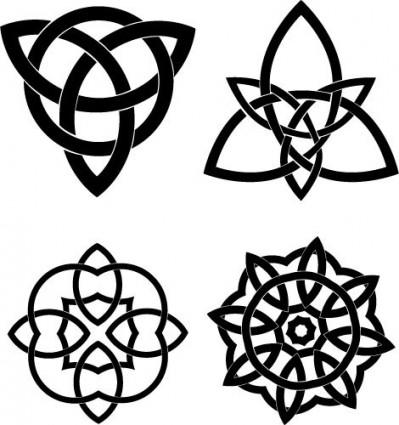 celtic_knots_vector_set_119831