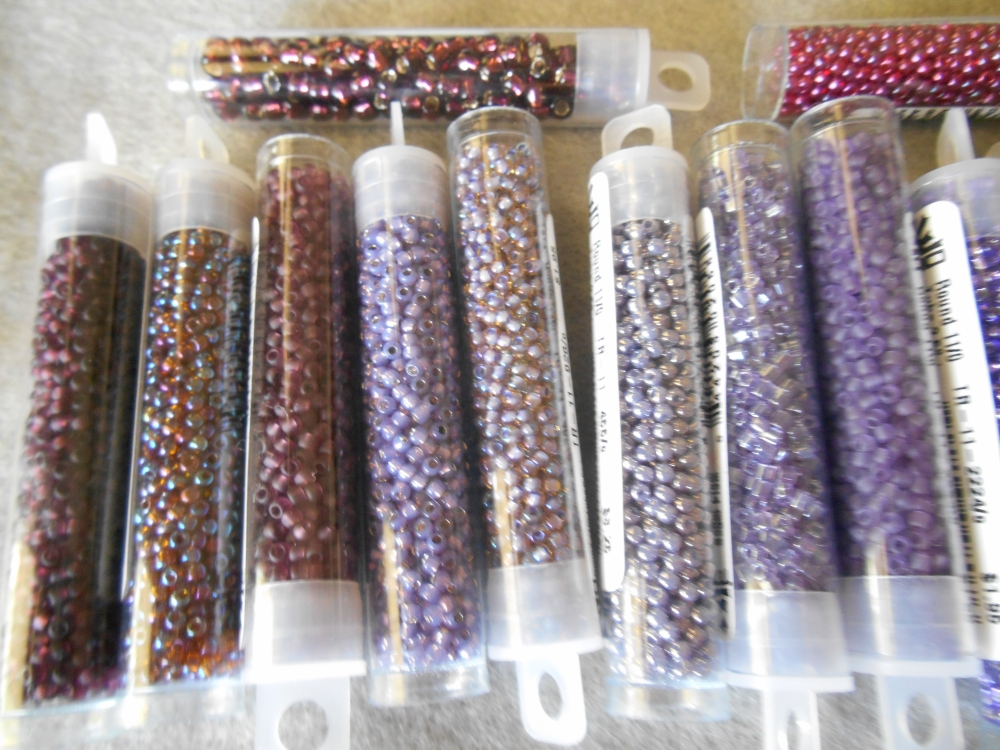 New order of seed beads !!  (5/6)